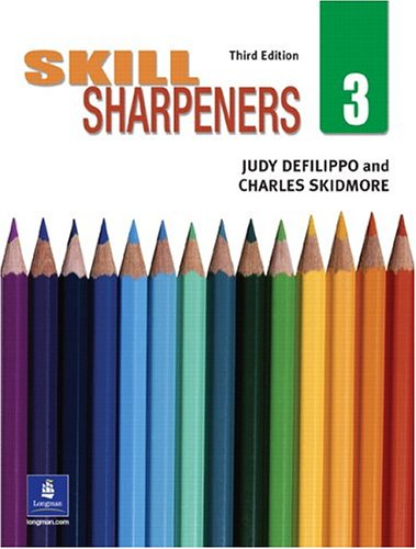 Skill Sharpeners, Book 3 (3rd Edition) (Bk.: Judy DeFilippo; Charles