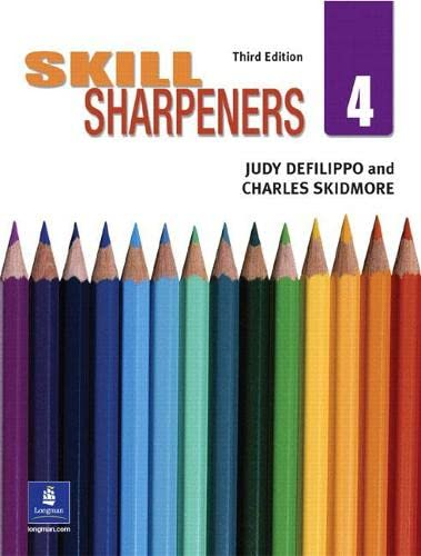 9780131929951: SKILL SHARPENERS BOOK 4 (Bk. 4)