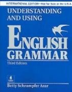 9780131930216: Understanding and Using English Grammar: Without Answer Key (Blue), International Version (Azar English Grammar)
