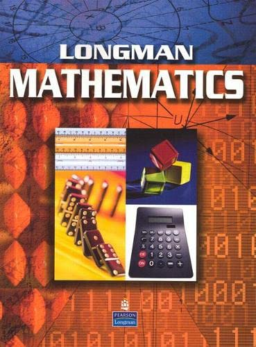 Longman Mathematics: Julie Iwamoto