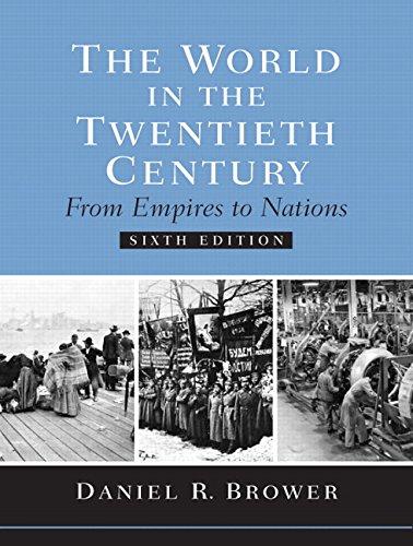 9780131930421: The World in the Twentieth Century (6th Edition)