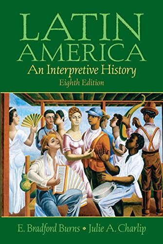 9780205678556: latin america: a concise interpretive history.