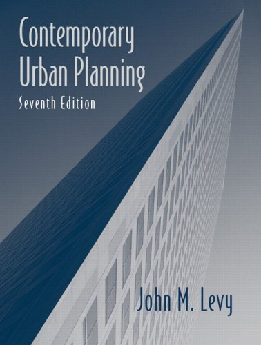 9780131930681: Contemporary Urban Planning (7th Edition)