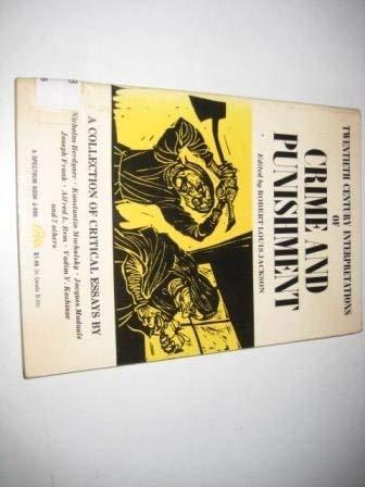 "9780131930780: Twentieth Century Interpretations of ""Crime and Punishment"": A Collection of Critical Essays"