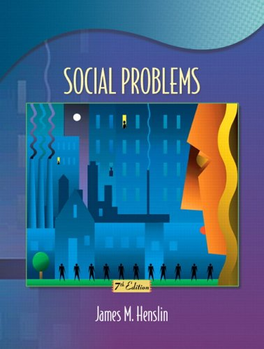 9780131930827: Social Problems (7th Edition) (MySocKit Series)