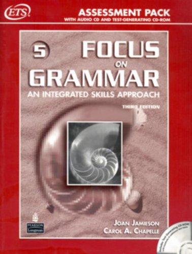 9780131931381: Focus on Grammar: Advanced Level 5