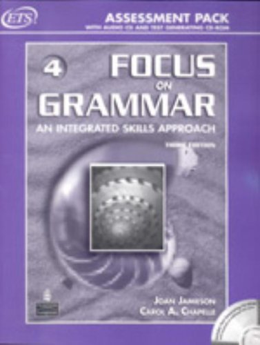 9780131931398: Focus on Grammar
