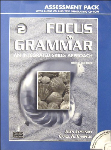 9780131931411: Focus on Grammar 2 Assessment Pack with Audio CD and Test Generating CD-ROM