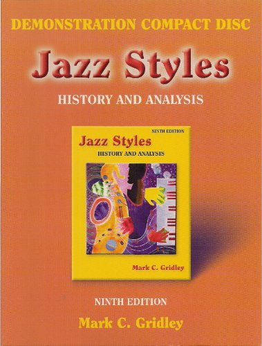 9780131931497: Jazz Styles: History & Analysis