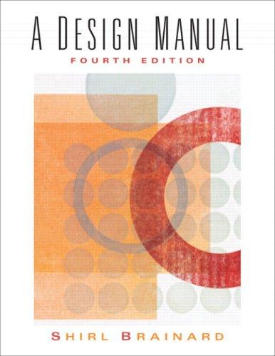 9780131931558: A Design Manual (4th Edition)