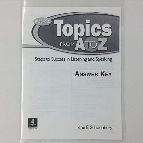9780131931879: Answer Key