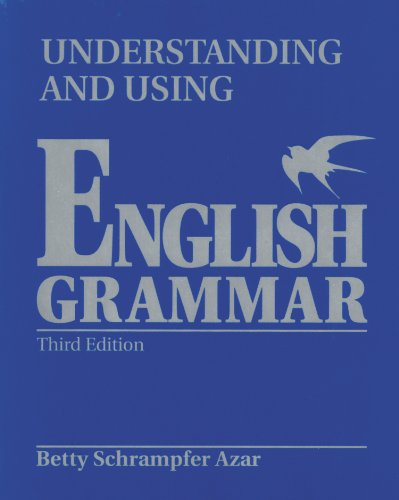 9780131933057: Understanding and Using English Grammar: With Answer Key (Blue), International Version (Azar English Grammar)