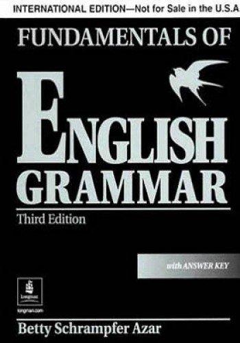 9780131933064: Fundamentals of English Grammar: With Answer Key (Black): With Answer Key (Black), International Version (Azar English Grammar)