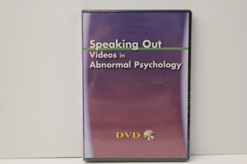 9780131933323: Speaking Out Videos in Abnormal Psychology