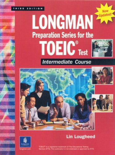 9780131933408: Longman Preparation Series For The Toeic Test