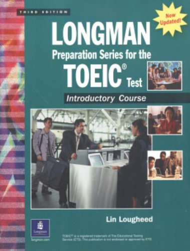 9780131933439: Longman Preparation Series for the TOEIC Test, Introductory Course: (Updated Edition), without Answer Key and Tapescript