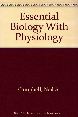 9780131933552: Essential Biology With Physiology