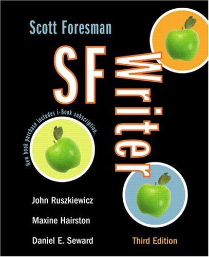 SF Writer, Reprint (3rd Edition) (0131934163) by Ruszkiewicz, John; Hairston, Maxine; Seward, Daniel