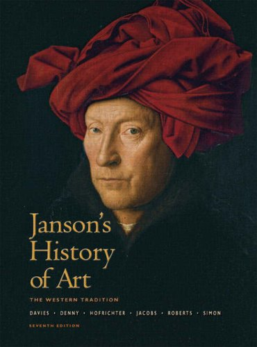 9780131934559: Janson's History of Art: The Western Tradition