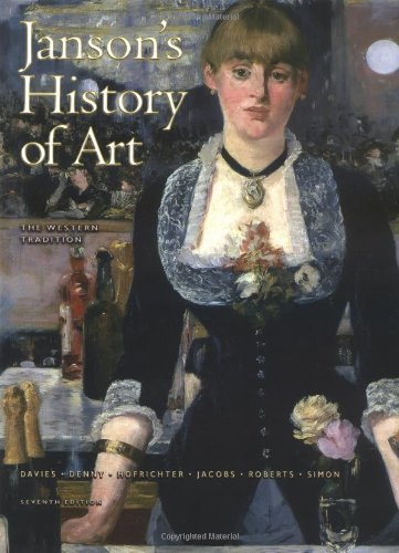 9780131934788: Janson's History of Art: The Western Tradition