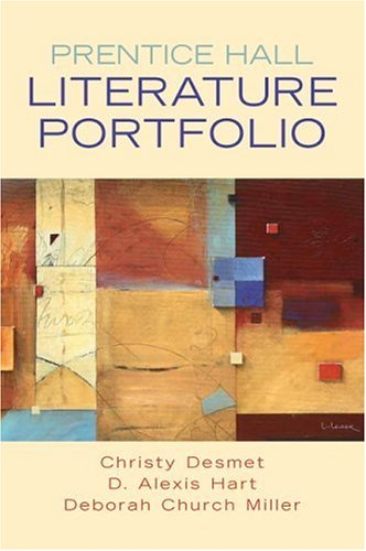 Prentice Hall Literature Portfolio: Desmet, Christy, Church