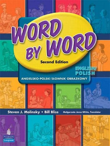 9780131935402: Word by Word Picture Dictionary English/Polish Edition (2nd Edition)