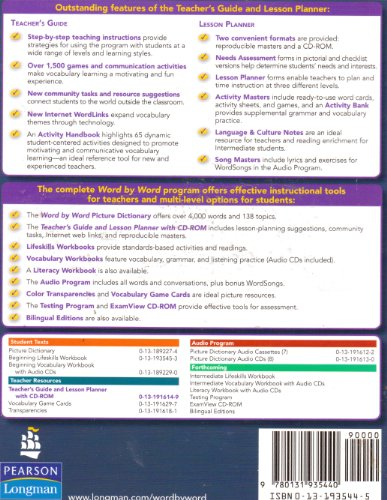 9780131935440: Molinsky:Teachers Guide with CDRO_2