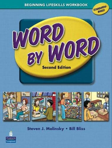 9780131935457: Word by Word Picture Dictionary Beginning Lifeskills Workbook, Second Edition (Standards-Based Edition)