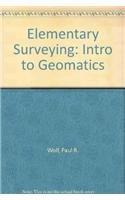 9780131936133: Elementary Surveying: Intro to Geomatics