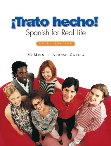 9780131937055: Trato hecho: Spanish for Real Life (Paperbound) (3rd Edition)
