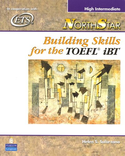 9780131937086: NorthStar: Building Skills for the TOEFL iBT, High-Intermediate Student Book