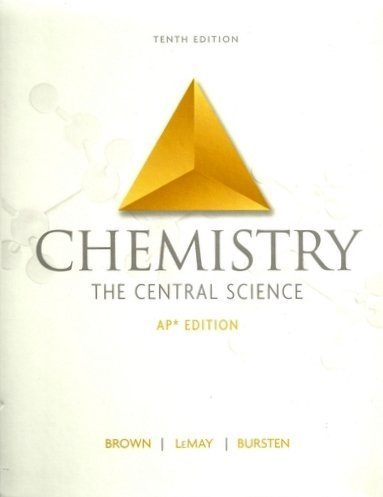 Chemistry the central science 10th edition free