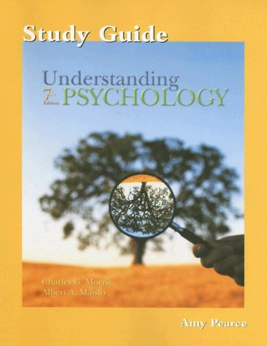 9780131937468: Understanding Psychology Study Guide
