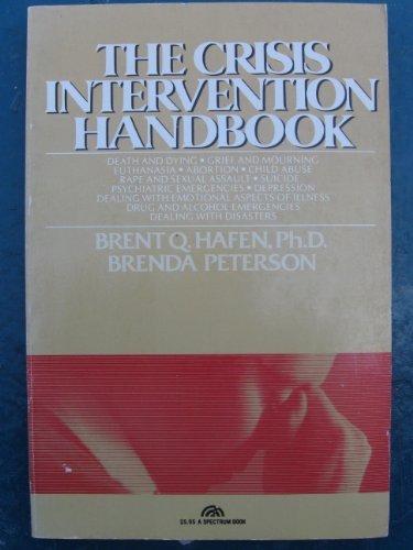 9780131937550: Crisis Intervention Handbook