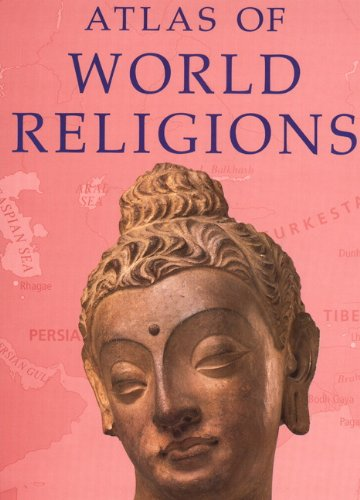 9780131938854: Atlas of World Religions
