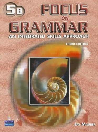 9780131939189: Focus on Grammar 5 Student Book B with Audio CD