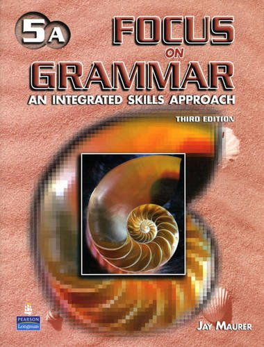 9780131939196: Focus on Grammar 5 Student Book A with Audio CD