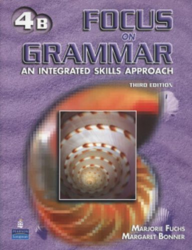 9780131939226: Focus on Grammar 4 Student Book B with Audio CD