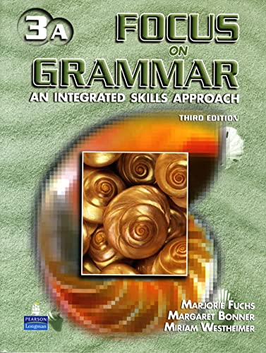 9780131939257: Focus on Grammar 3 Student Book A with Audio CD