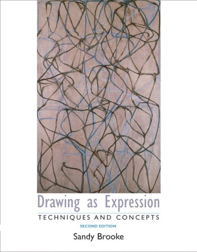 9780131940055: Drawing as Expression: Technique and Concepts (2nd Edition)