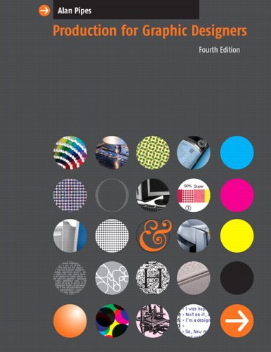 9780131940499: Production for Graphic Designers (4th Edition)