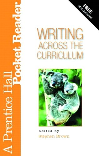 9780131942103: Writing Across the Curriculum: A Prentice Hall Pocket Reader