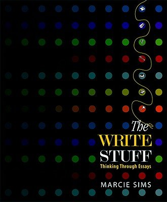 9780131942981: The Write Stuff Thinking Through Essays Annotated Instructor's Edition