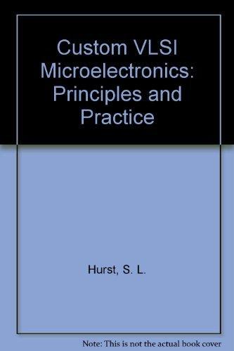 9780131944169: Custom Vlsi Microelectronics