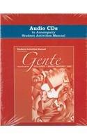 9780131944206: Gente Audio CD's to Accompany Student Activities Manual (Spanish Edition)
