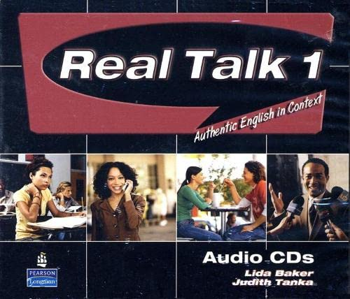 Real Talk 1: Authentic English in Context: Tanka, Judith, Baker,