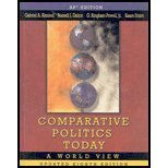 9780131945685: Comparitive Politics Today