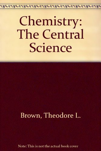9780131945708: Chemistry: The Central Science