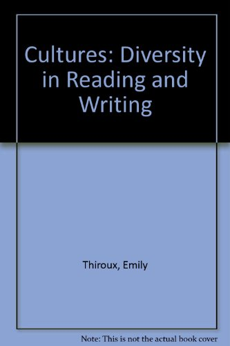 9780131946149: Cultures: Diversity in Reading and Writing