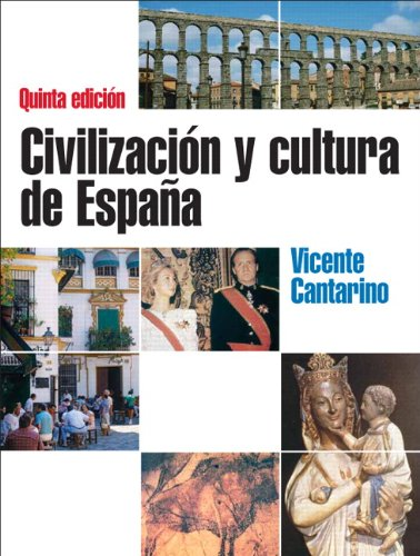 9780131946385: Civilizacion y cultura de España (5th Edition)